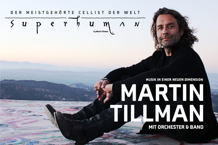 SUPERHUMAN by Martin Tillman